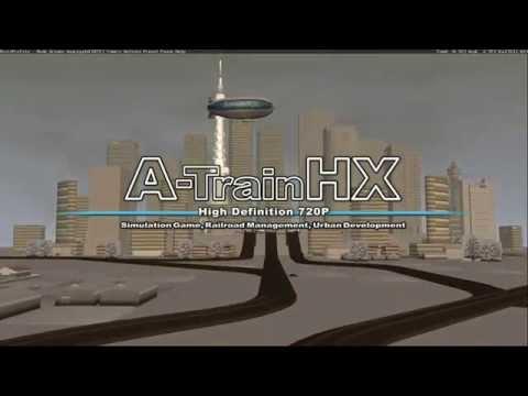 Xenia Xbox 360 Emulator: A-Train HX WIP