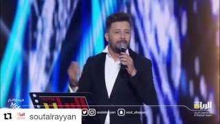 فيديو.. حاتم عمّور يشعل مسرح سوق واقف في قطر
