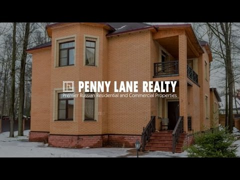 Лот 15447 - дом 390 кв.м., деревня Грибки, коттеджный поселок Смородинка   Penny Lane Realty
