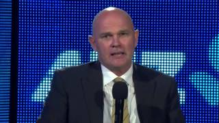 Martin Crowe's moving NZC Awards interview