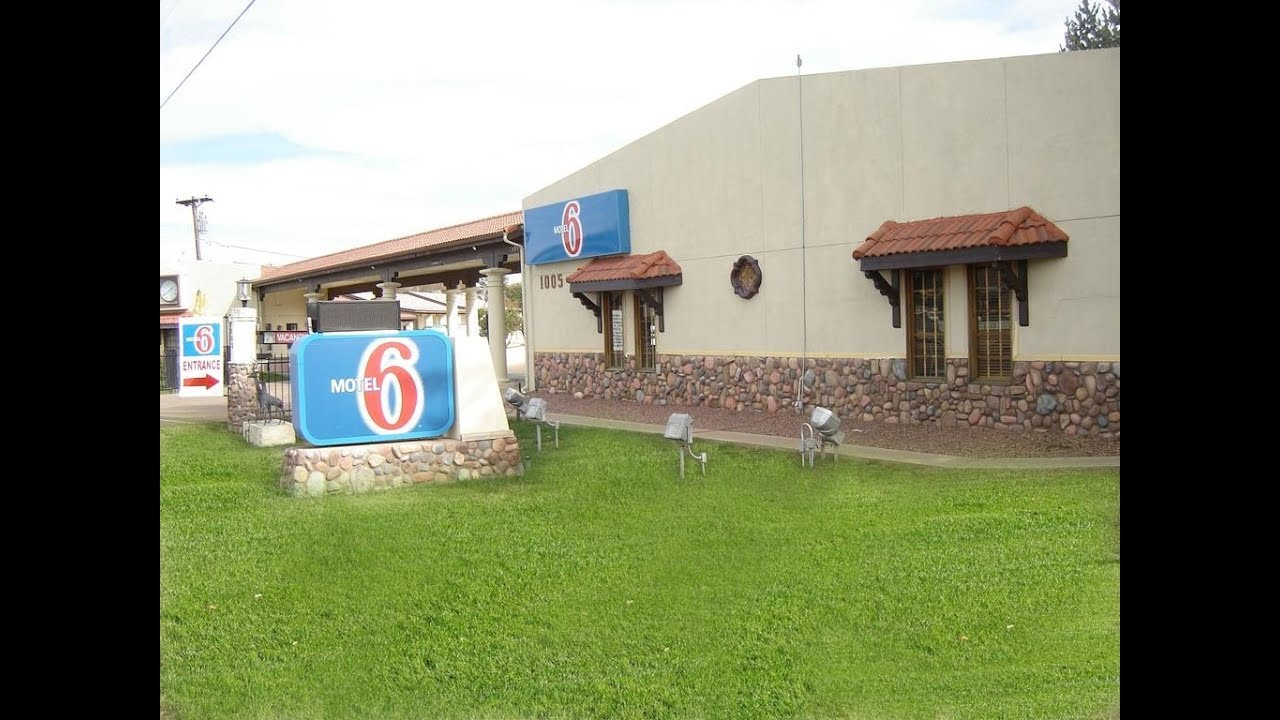 Motel 6 Payson Arizona
