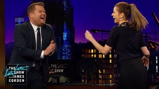 Amanda Peet Has Killer Mom Dance Moves