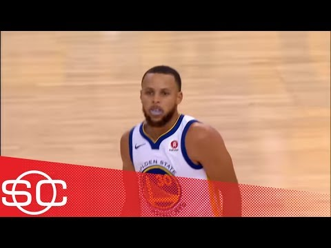 Top 10 Warriors plays of 2017-18: Steph, KD and Klay miss out on top spot | SportsCenter | ESPN