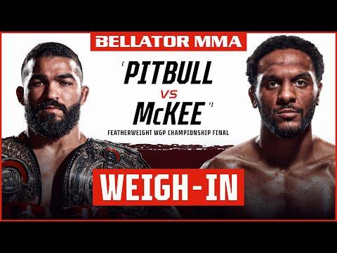 Weigh Ins   Bellator 263: Pitbull vs. McKee