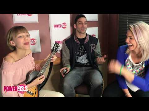 "Carla Marie & Anthony play ""Guess The Song"" with Grace VanderWaal"
