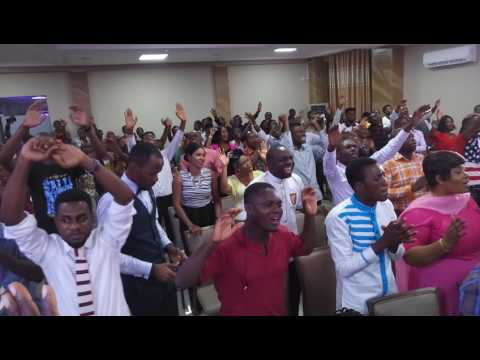 Abba Father By Pastor Edwin Dadson