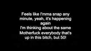 50 Cent - My Life ft. Eminem, Adam Levine (LYRICS VIDEO) - Full Song