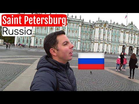 Russia Travel Saint Petersburg