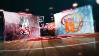 Fan-TV 16/17: Uni Baskets Paderborn vs. NINERS Chemnitz