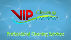 "Professional Cleaning Services from ""VIP Cleaning London"""