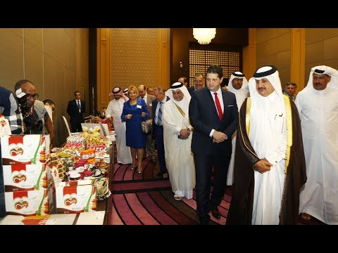 100 Tunisian businessmen were welcomed in Doha by Qatar Chamber (QC)