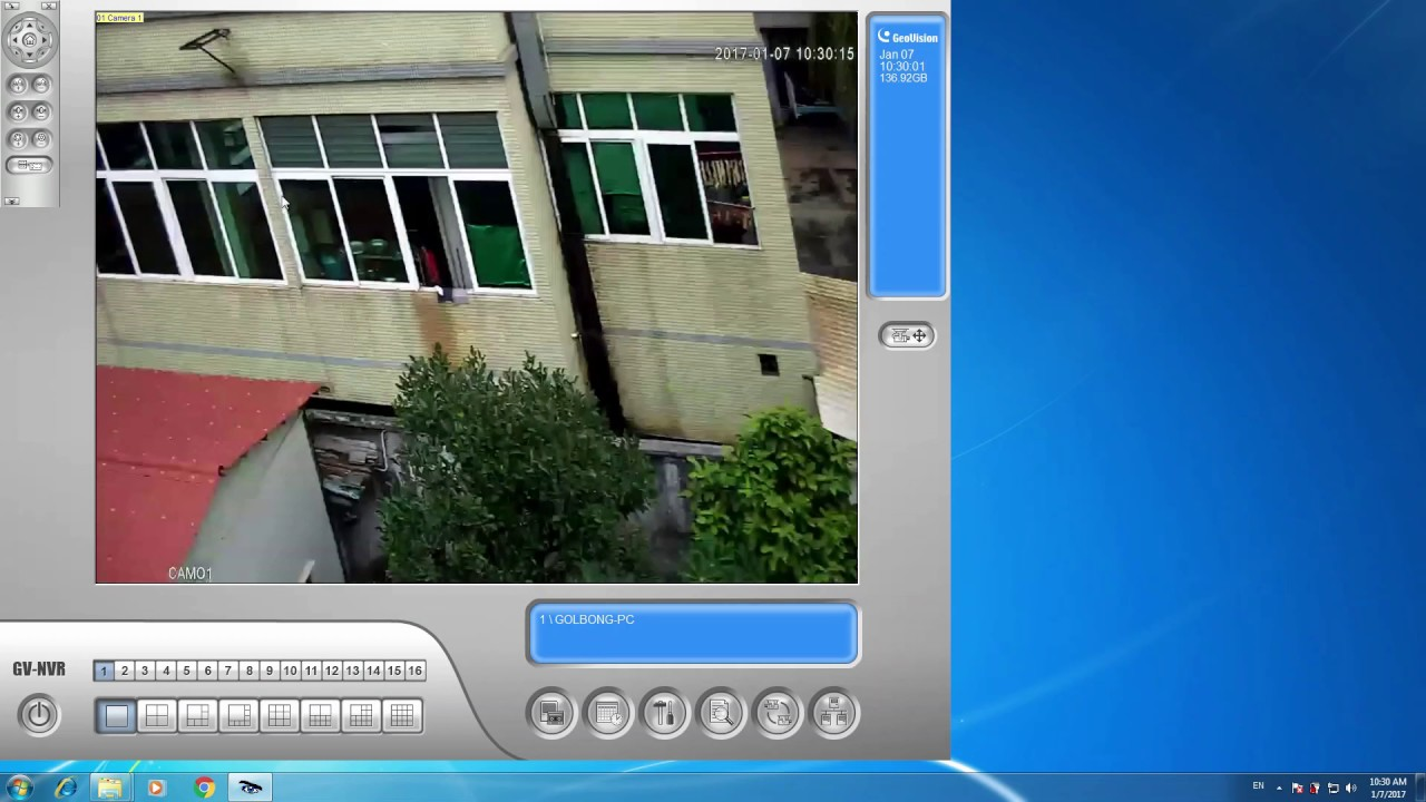 GeoVision VMS Software - How to Configure IP PTZ Camera with 20x Optical  Zoom, ONVIF