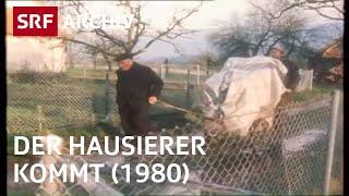 Mit dem Hausierer unterwegs (1980) | SRF Archiv