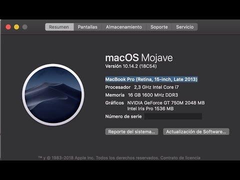 Пару слов о NVIDIA и macOS Mojave Hackintosh - как завести видеокарту