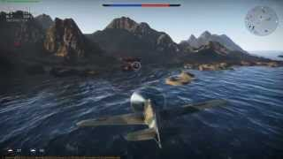 Finbar Plays War Thunder - Killing Machine!