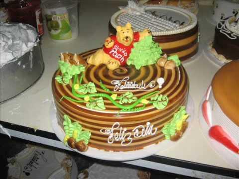 Decoracion de tortas elvis passion x el chantilly youtube - Decoracion de tortas ...