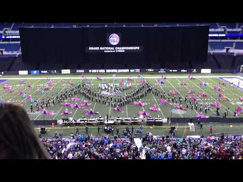 William Mason High School Marching Band BOA Grand National Semi Finals Nov 11, 2017