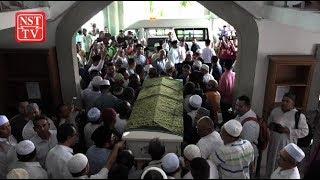 Sanusi Junid laid to rest