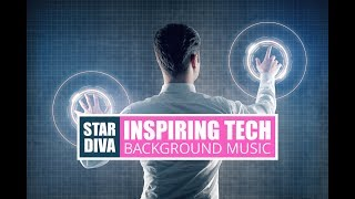 Background music for corporate technology video