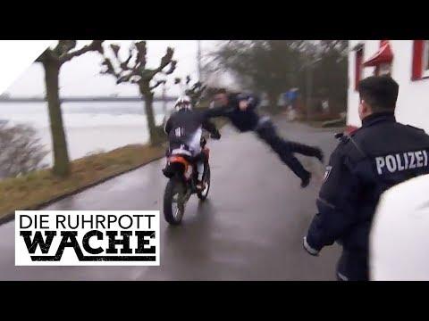 Bittere Überraschung im Geschenk: Michael Smolik ermittelt   Die Ruhrpottwache   SAT.1 TV