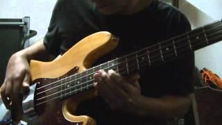 Jijiji - Los redonditos de ricota (bass cover)