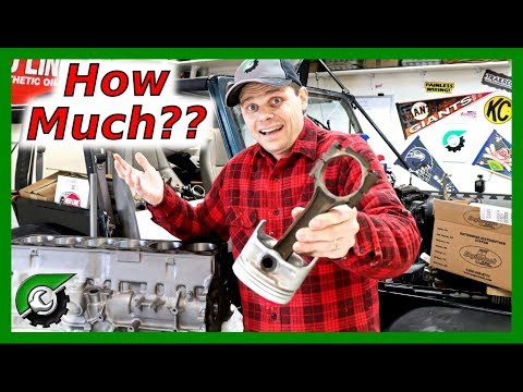 Is a Machine Shop Worth the Cost??: Engine Rebuild Part 14