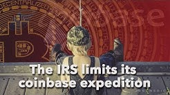 IRS Coinbase investigation update
