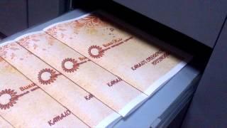 Смотреть видео печать каталога