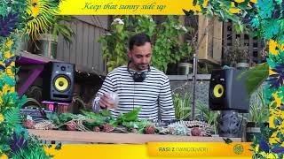 Dip Stream: Floral Nights presents RASI Z