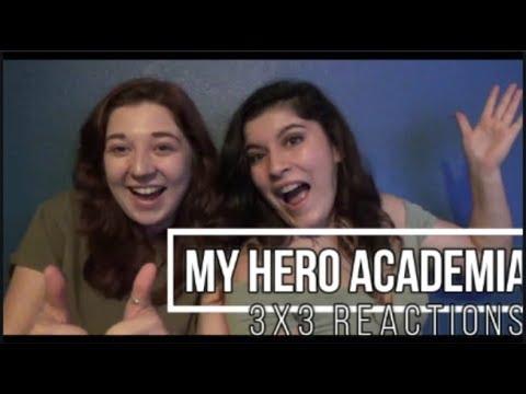 "My Hero Academia 3x3 ""Kota"" Reactions"