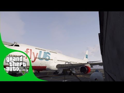 Fly US Airline - Route 05