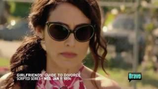 Girlfriends' Guide To Divorce - Season 3 Trailer - Lisa Edelstein