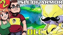 Daddy Issues | Pokemon Sword & Shield Isle Of Armor DLC Gameplay Nintendo Switch Playthrough