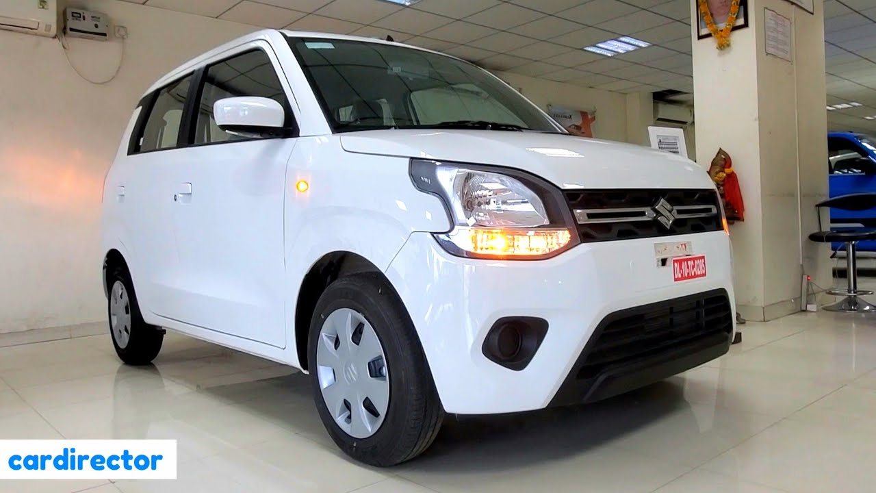 Maruti Suzuki Wagonr Vxi 2020 Bs6