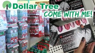 come with me to the dollar tree
