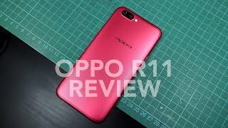 Oppo R11 Review: Pretty, But Pricey