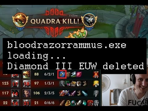 Rammus Build Guide : Tips For Jungling :: League of Legends Strategy