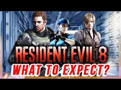 Resident Evil 8 - Will It Continue With Horror Or Go Back To RE6 Action?