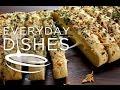 Cheesy Einkorn Pull-Apart Bread