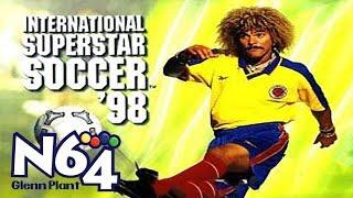 International Superstar Soccer 98 - Nintendo 64 Review - HD
