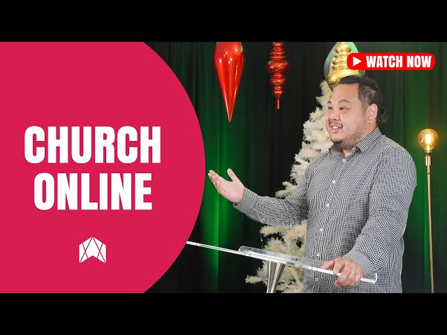 LED INTO THE WILDERNESS - SUNDAY 6TH DEC - CHURCH ONLINE