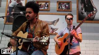 "Twin Shadow, ""Castles in the Snow"" at MyMusicRx Brunch"