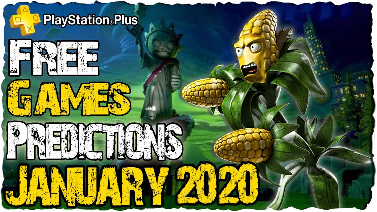Psn Free Games January 2020.Ps Plus January 2020 Predictions Ps4 Free Games January 2020