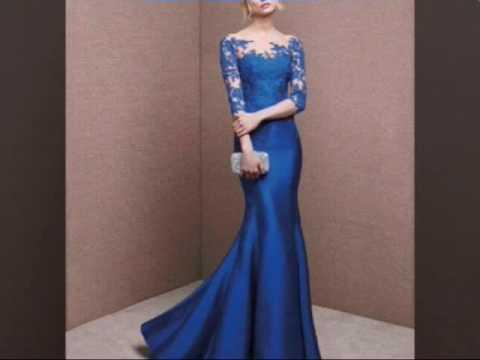 Como hacer un vestido de noche tipo sirena