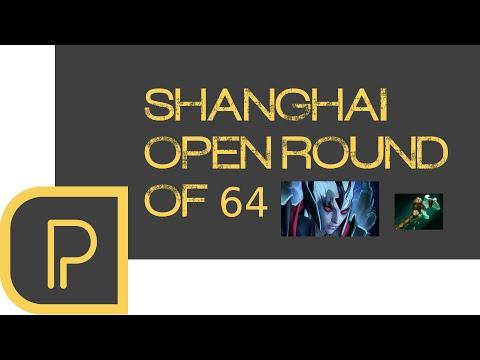 VEC Ro64 Shanghai Open Purge plays Venge