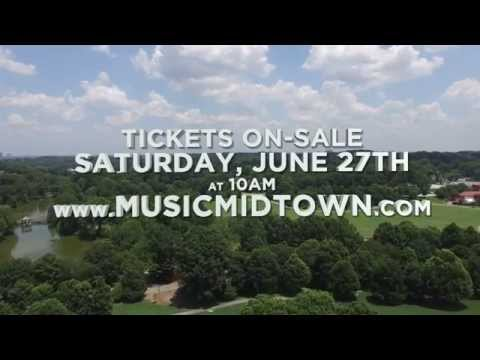 Music Midtown 2015: Announcement