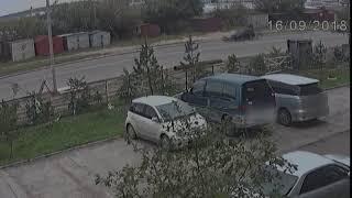 амурская полиция ищет преступников, обстрелявших машину и ранивших пассажира
