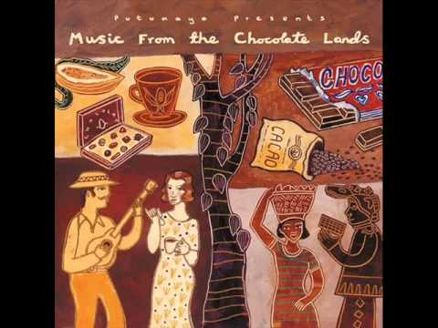 Music from the chocolate lands - Taffetas