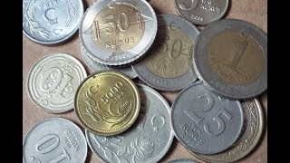 Turkish Coin Collection (2018)