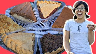 🥧The BEST PIES in Minnesota? | Betty's Pies - apple, pecan, Great Lakes, 5-Layer Chocolate, pumpkin